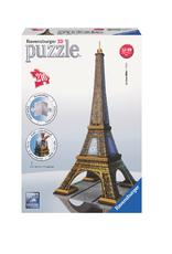 Eiffel Tower 3D Puzzle (216 pc)