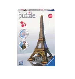 Eiffel Tower (216 pc Puzzle) 3D