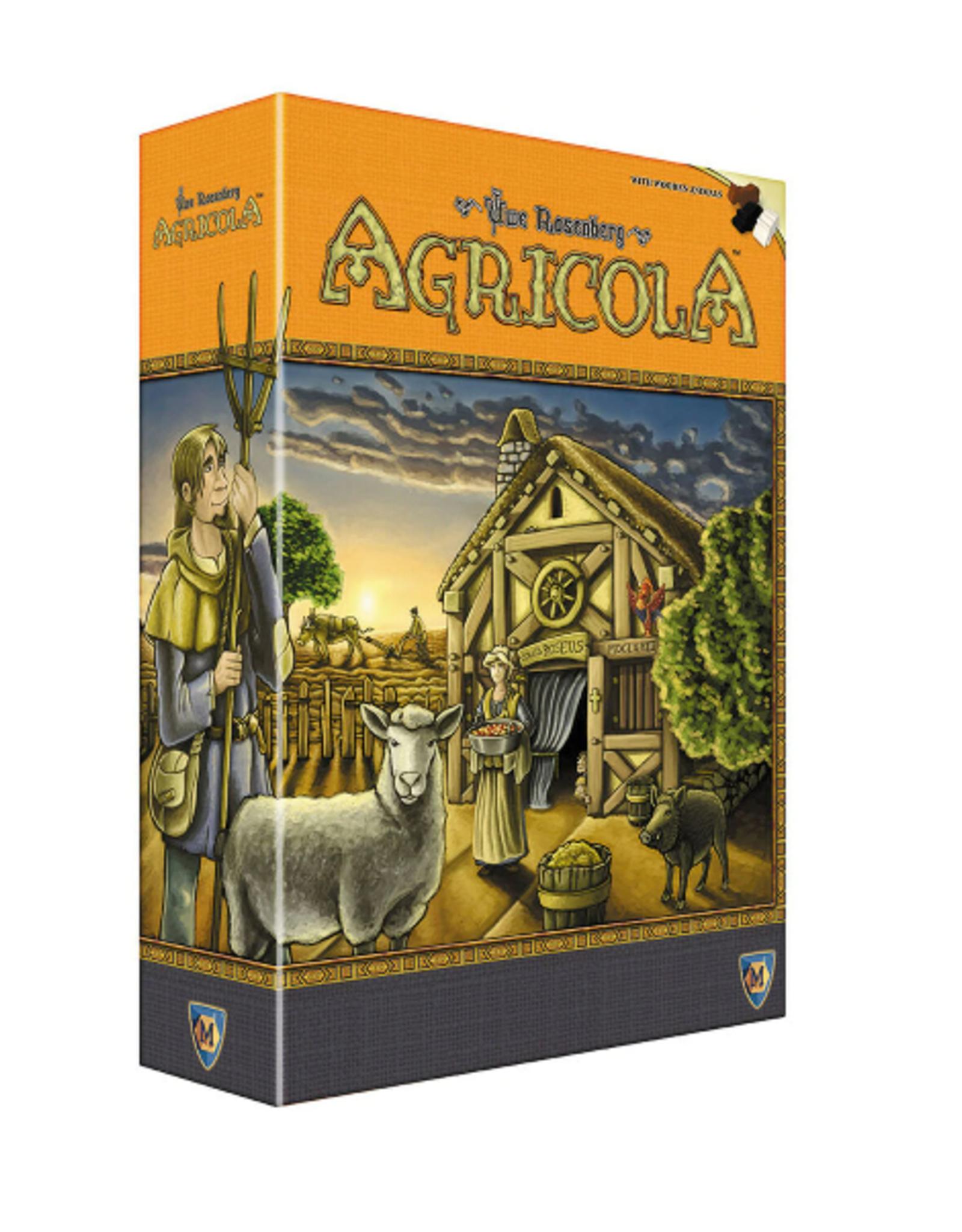 Agricola- asmodee