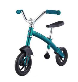 G-bike chopper deluxe aqua-  (micro kickboard)