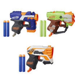 NERF Microshots assorted colors