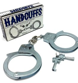 Schylling METAL HANDCUFFS WITH KEYS