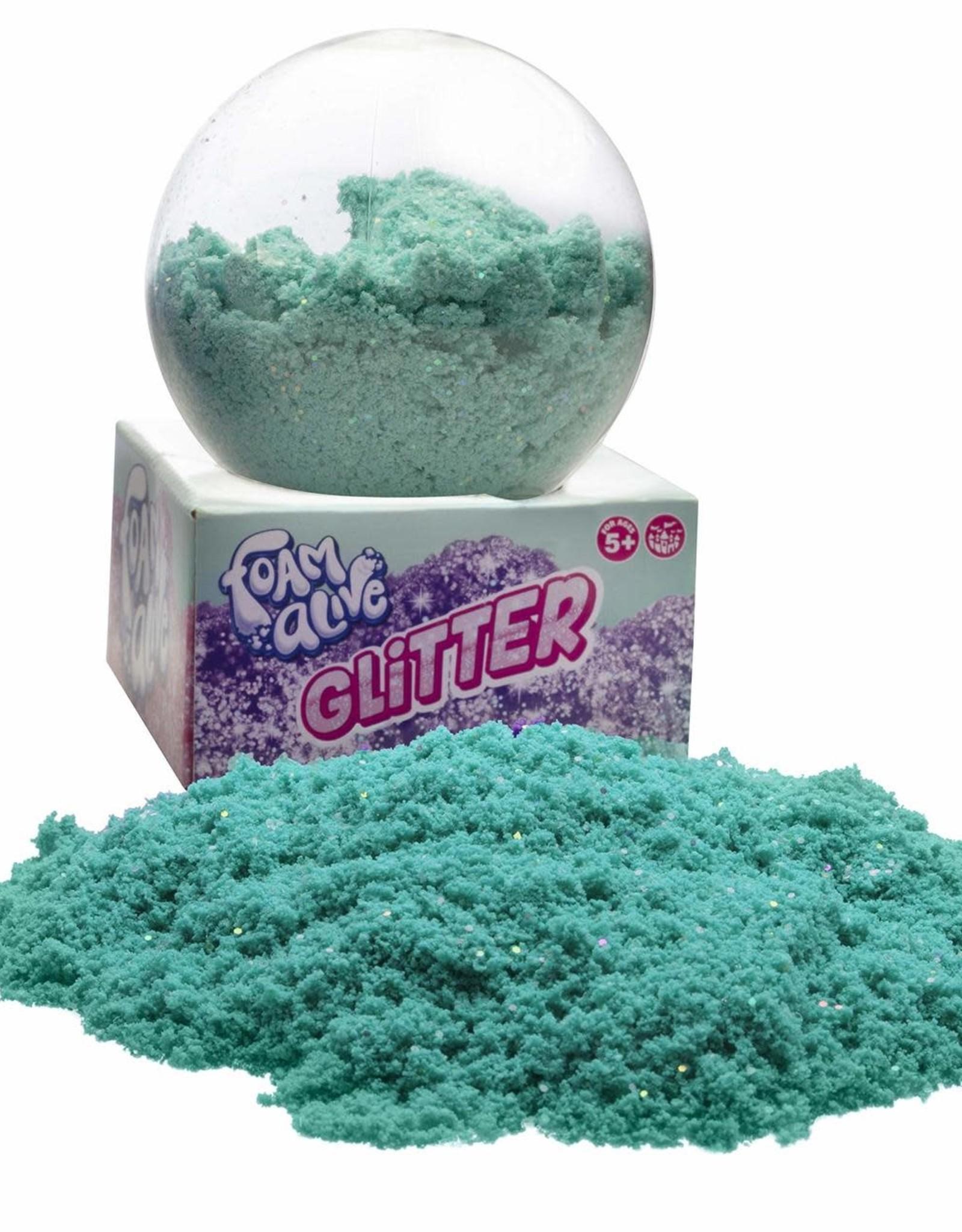Foam Alive Foam Alive Glitter Globe