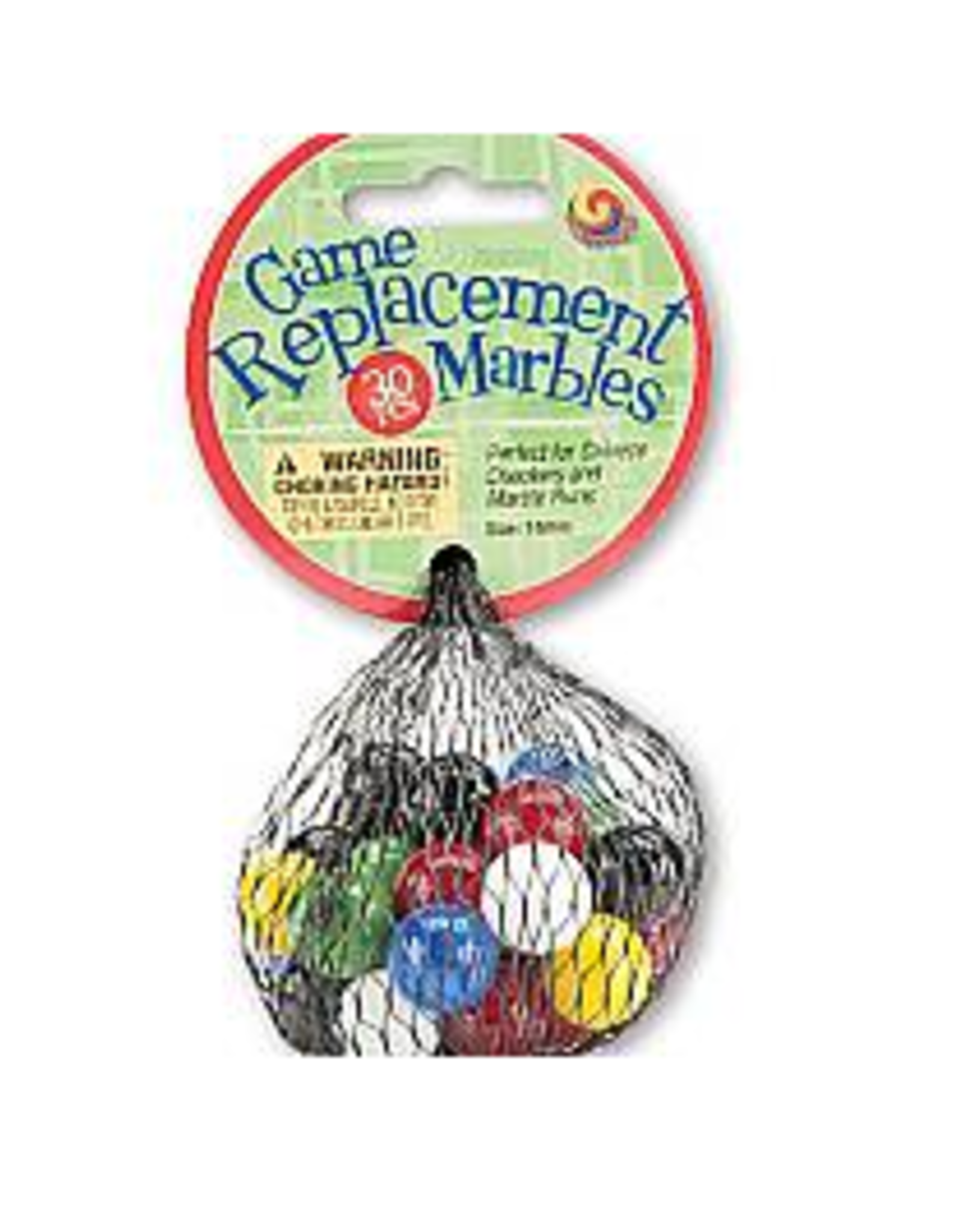 30-pc Game Replacement Marbles