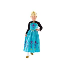 Doll Dress Ice Queen Coronation