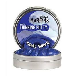"Crazy Aaron's Tidal Wave Super Magnetic 4"" Tin plus magnet"