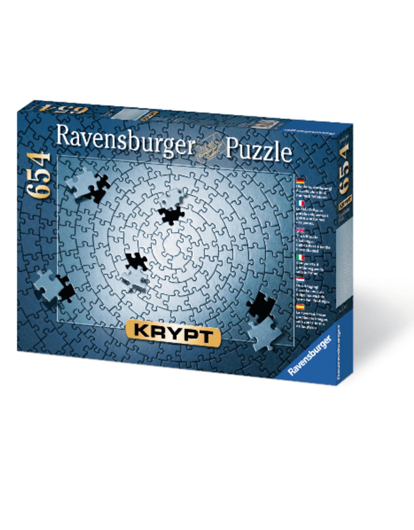 Krypt - Silver (654 pc Puzzle)