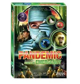 Pandemic : State of Emergency - asmodee