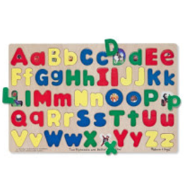 Upper and Lower Case Alphabet