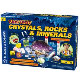 Kids First Kids first: crystals rocks & minerals