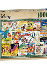 Disney Vintage Movie Posters (1000 pc Puzzle)