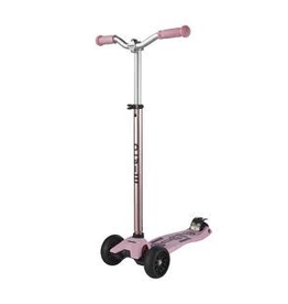 Micro Maxi Deluxe Pro Scooter - Rose