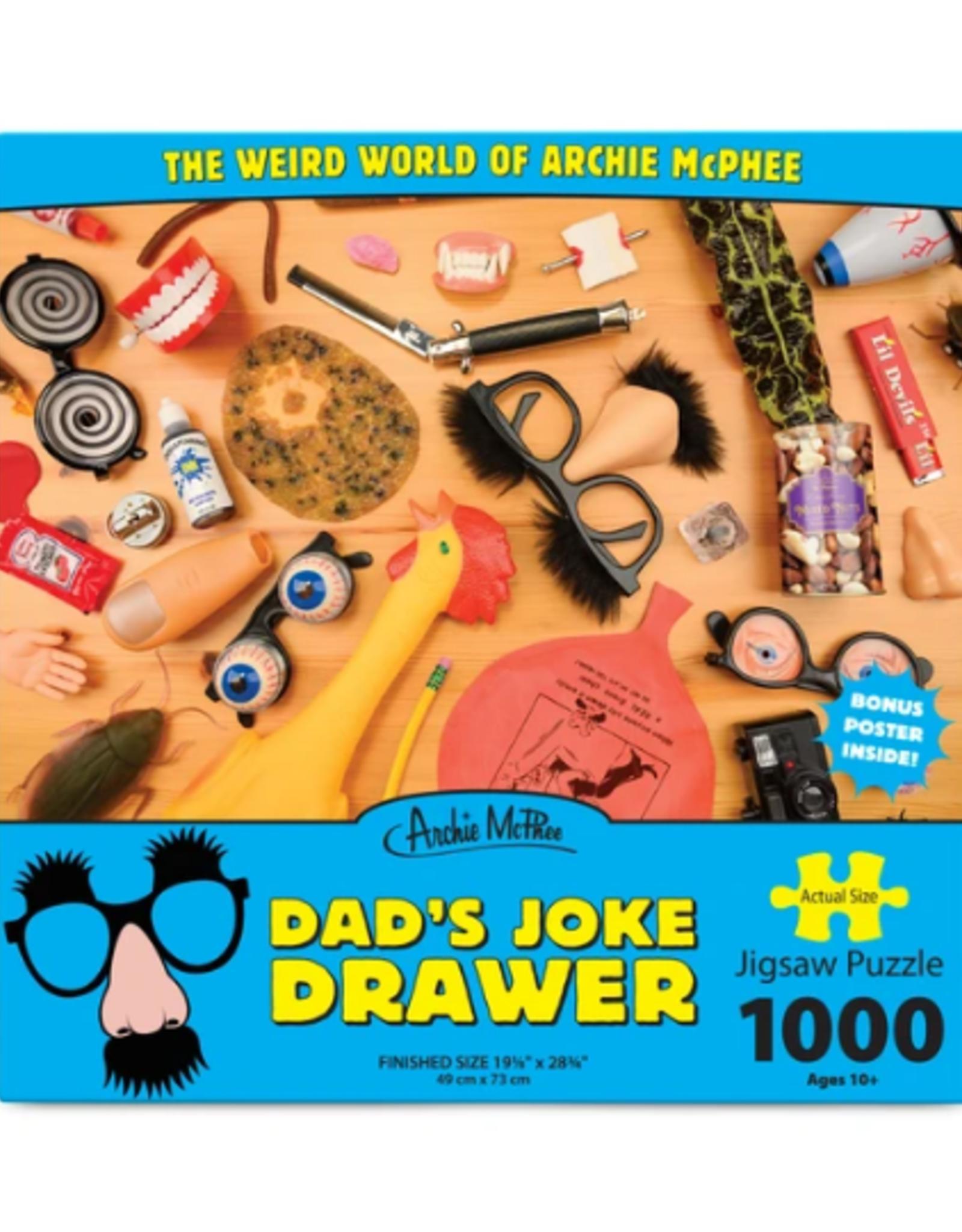 Dad's Joke Drawer - 1000pc