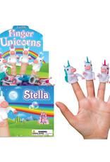 Accoutrements Finger Unicorns
