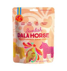 Candy People Swedish Dala Horse Gummy 4 oz.