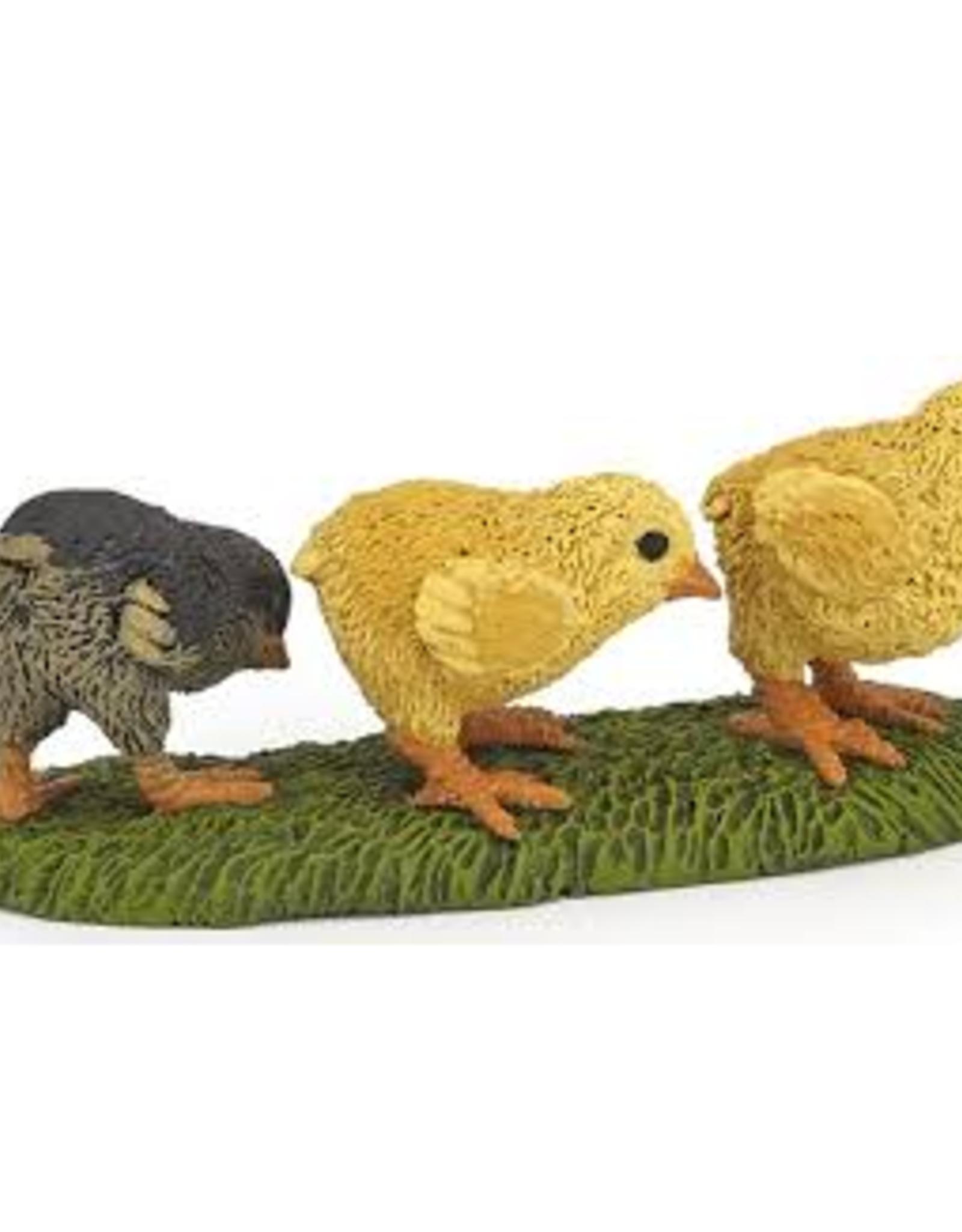 Papo Chicks