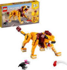 Creator Wild Lion