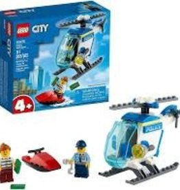 City: Police Police Helicopter