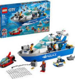 City: Police Police Patrol Boat
