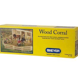 Reeves International Wood Corral