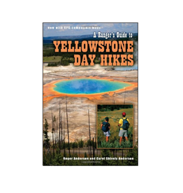 Yellowstone day hikes book