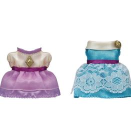 Calico Critters Dress Up Set (Lavender & Aqua)