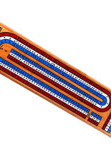 3TRACK COLOR CRIBBAGE