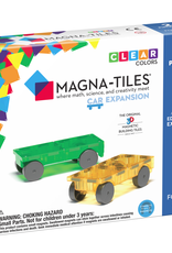 Magna-Tiles Cars 2 Piece Expansion Set