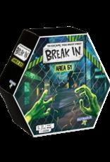 STRATEGY GAME Break In - Area 51