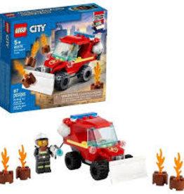 City: Fire Fire Hazard Truck
