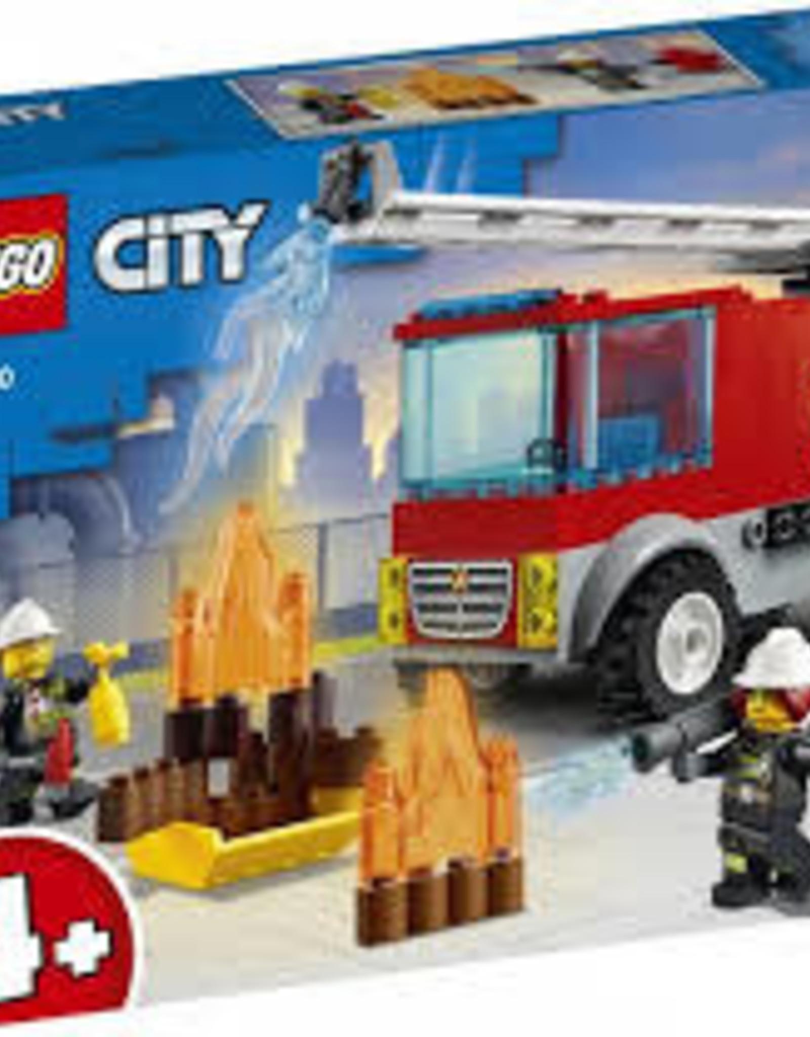 City: Fire Fire Ladder Truck
