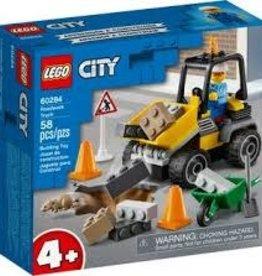 City: Town Roadwork Truck
