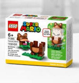 Mario Tanooki Mario Power up pack