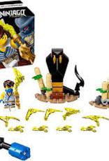 Ninjago Epic Battle Set- Jay vs. Serpentine