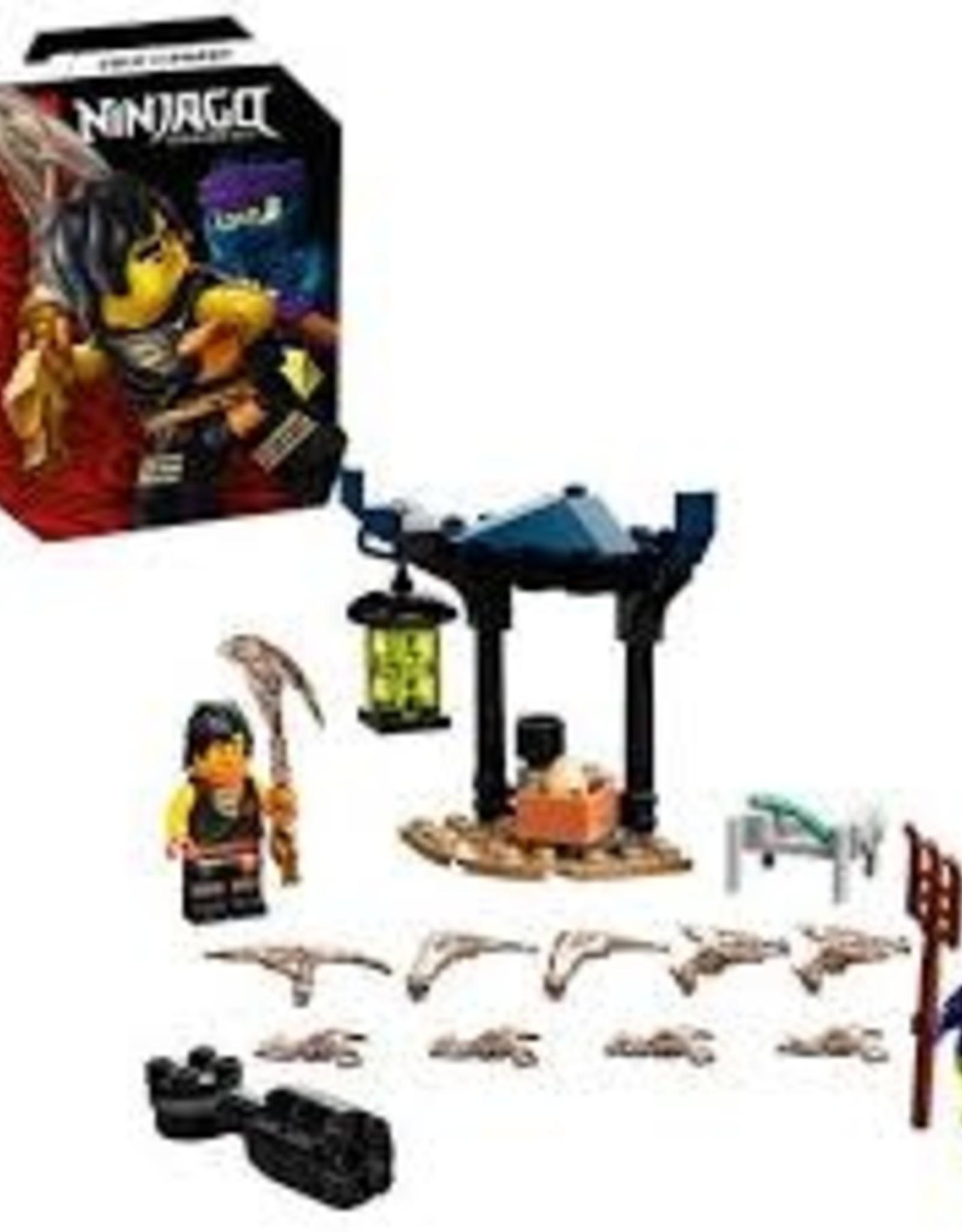 Ninjago Epic Battle set- cole Vs. Ghost Warrior
