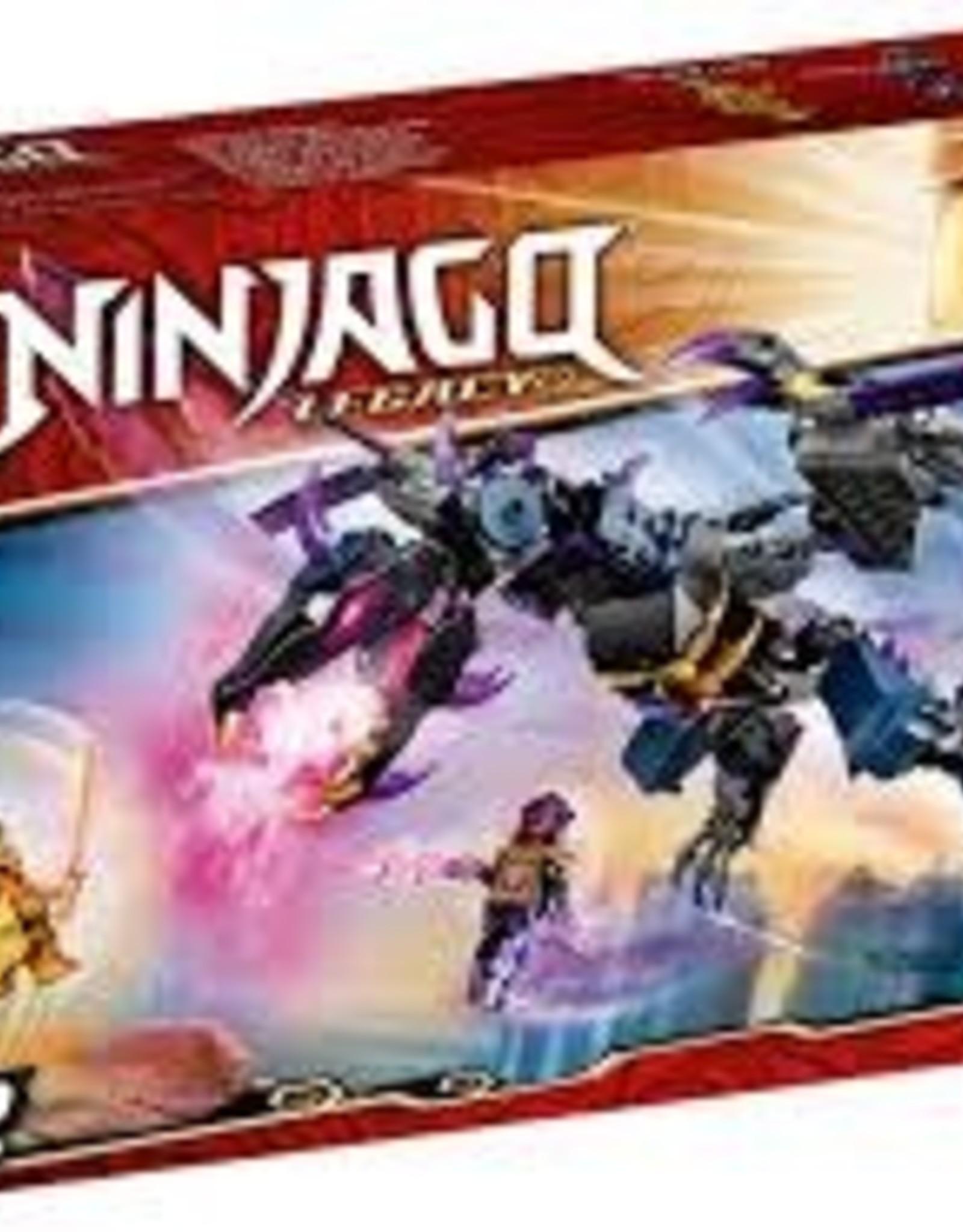 Ninjago Overlord Dragon