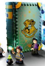 Harry Potter Hogwarts Moment Potions class