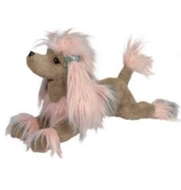 Zaza Pink Poodle Fur Fuzzle*
