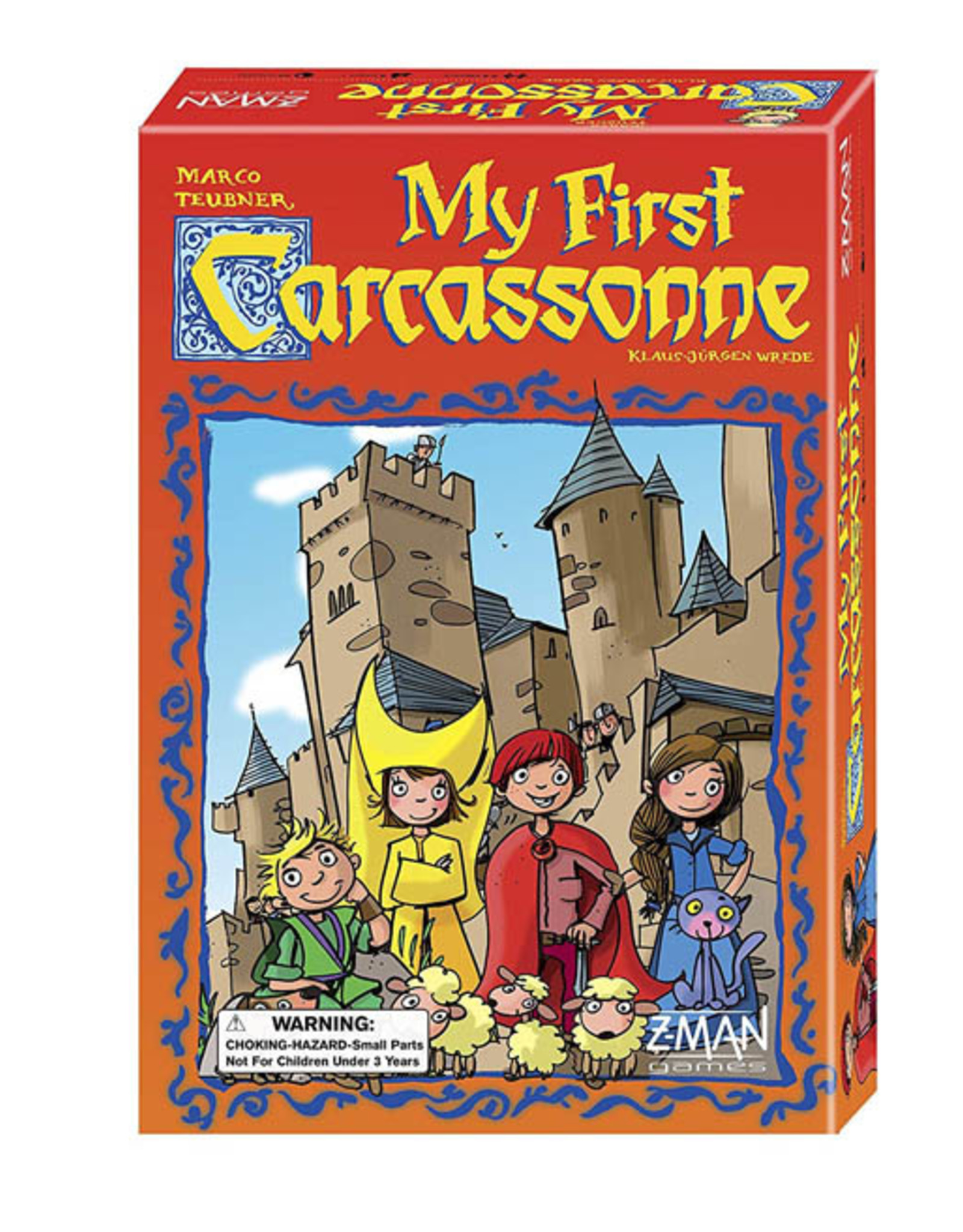 MY FIRST CARCOSSONNE
