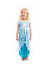 Ice Princess Nightgown with Blue Robe (Size 4)