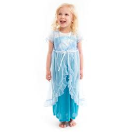 Ice Princess Nightgown with Blue Robe (Size 6)