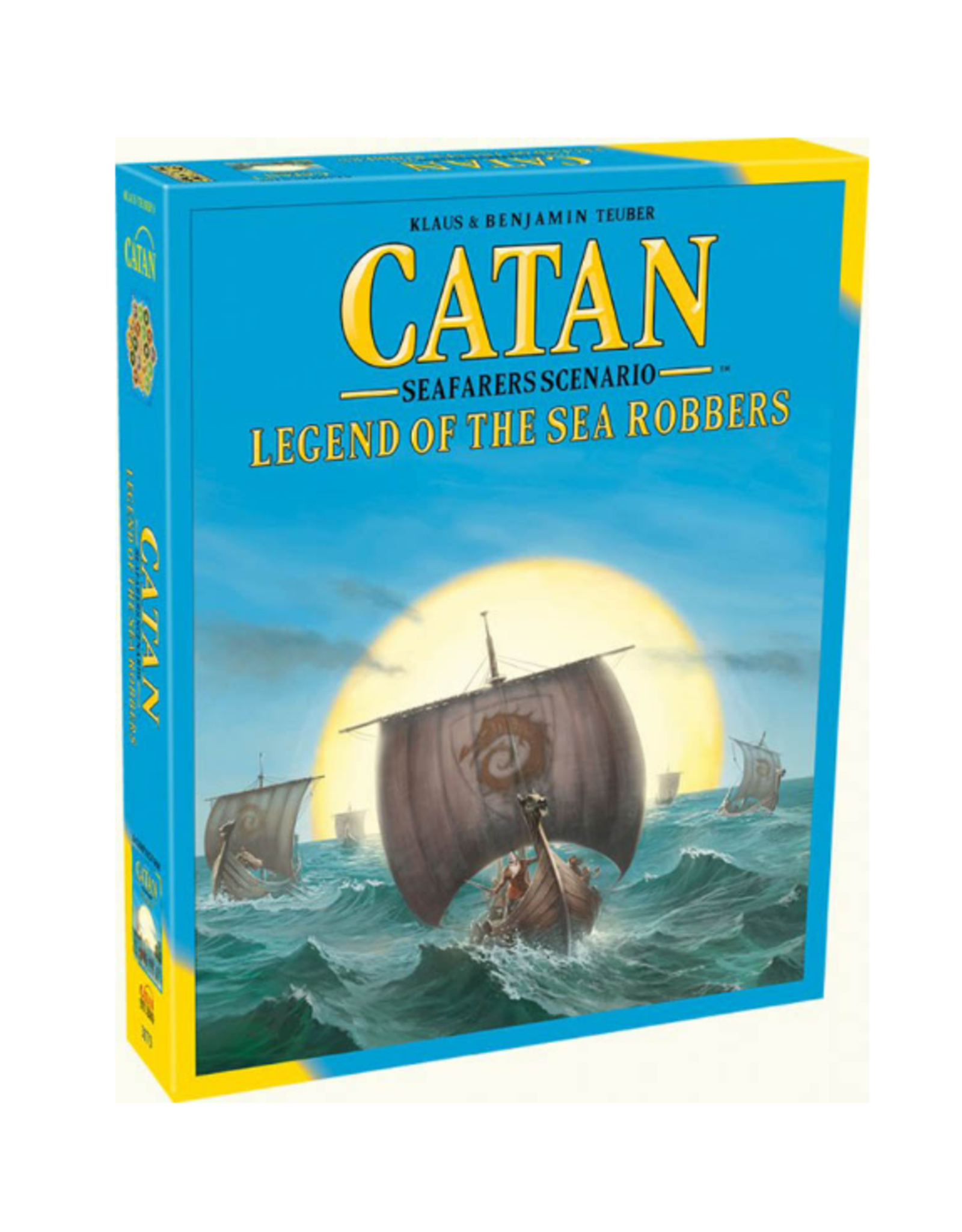 Catan legends of the sea robbers