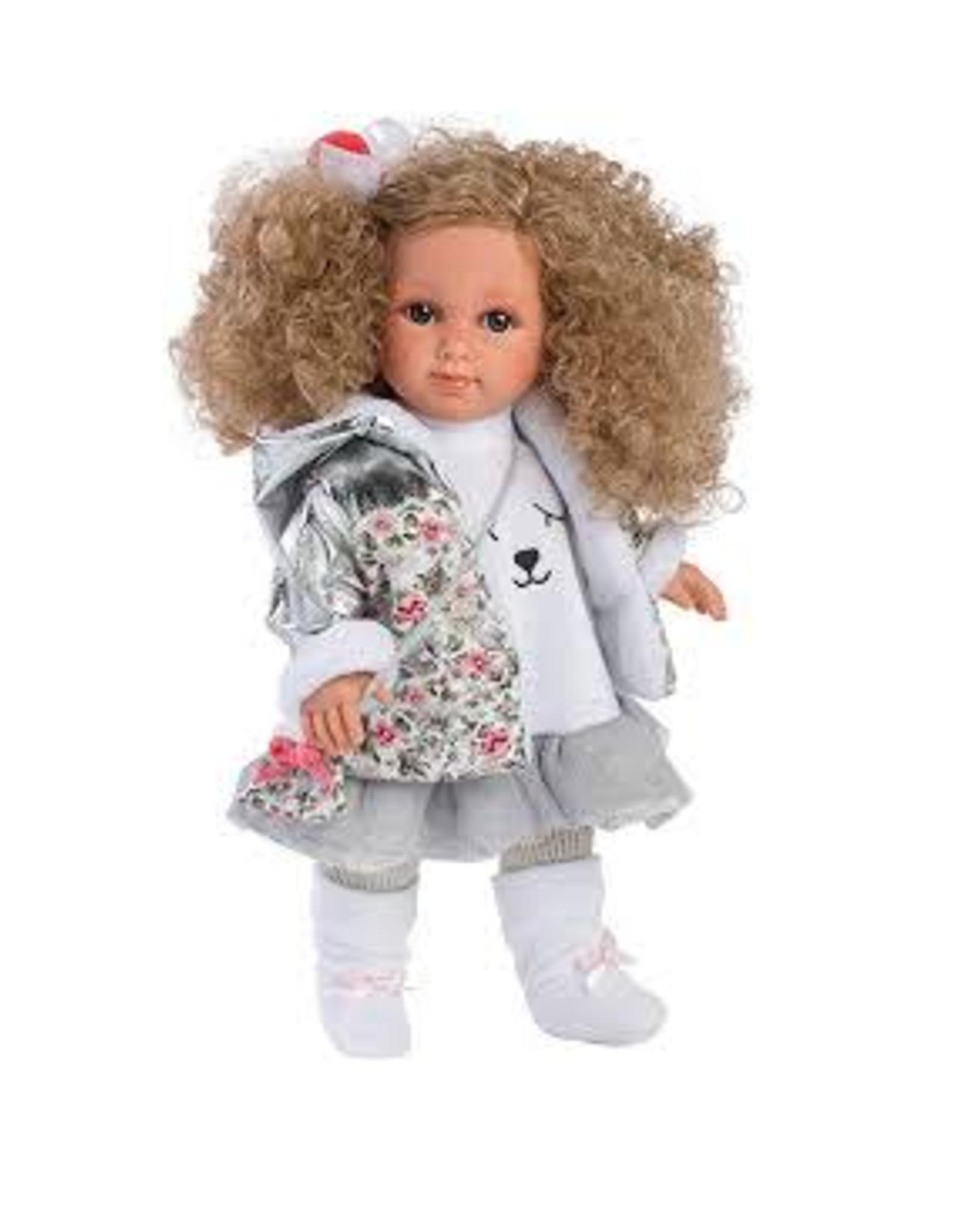 "Llorens Maxine 13.8"" Fashion Doll"