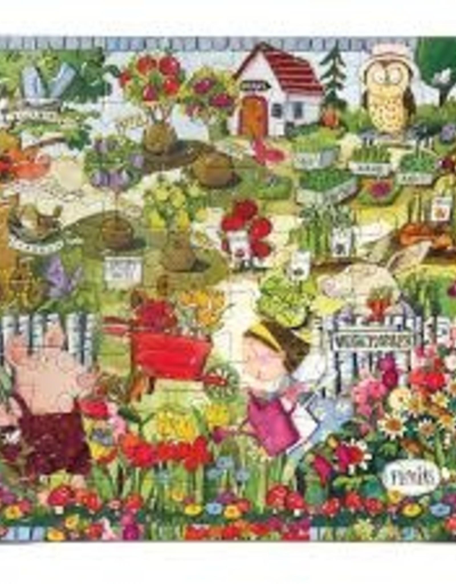 Growing A Garden 64 Piece Puzzle E