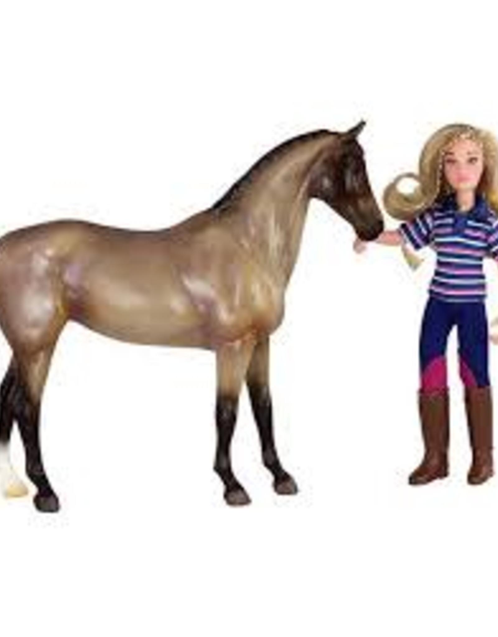 Classics English horse and rider