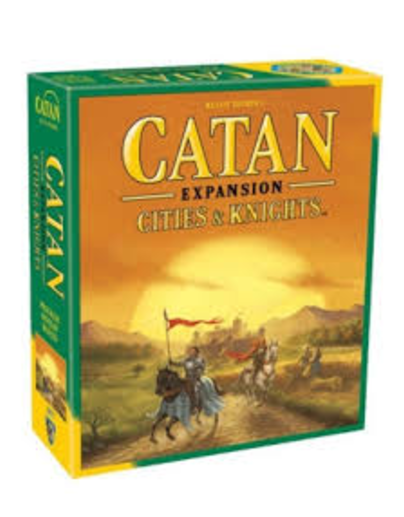 Catan expansion: cities & knights- asmodee