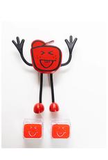 GloPals Character: Sammy (Red)