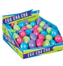 Toysmith Egg Cha-Cha Shaker