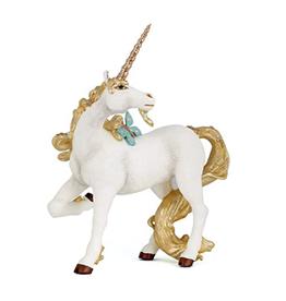 Enchanted Unicorn w/ Butterfly (Papo Figure)