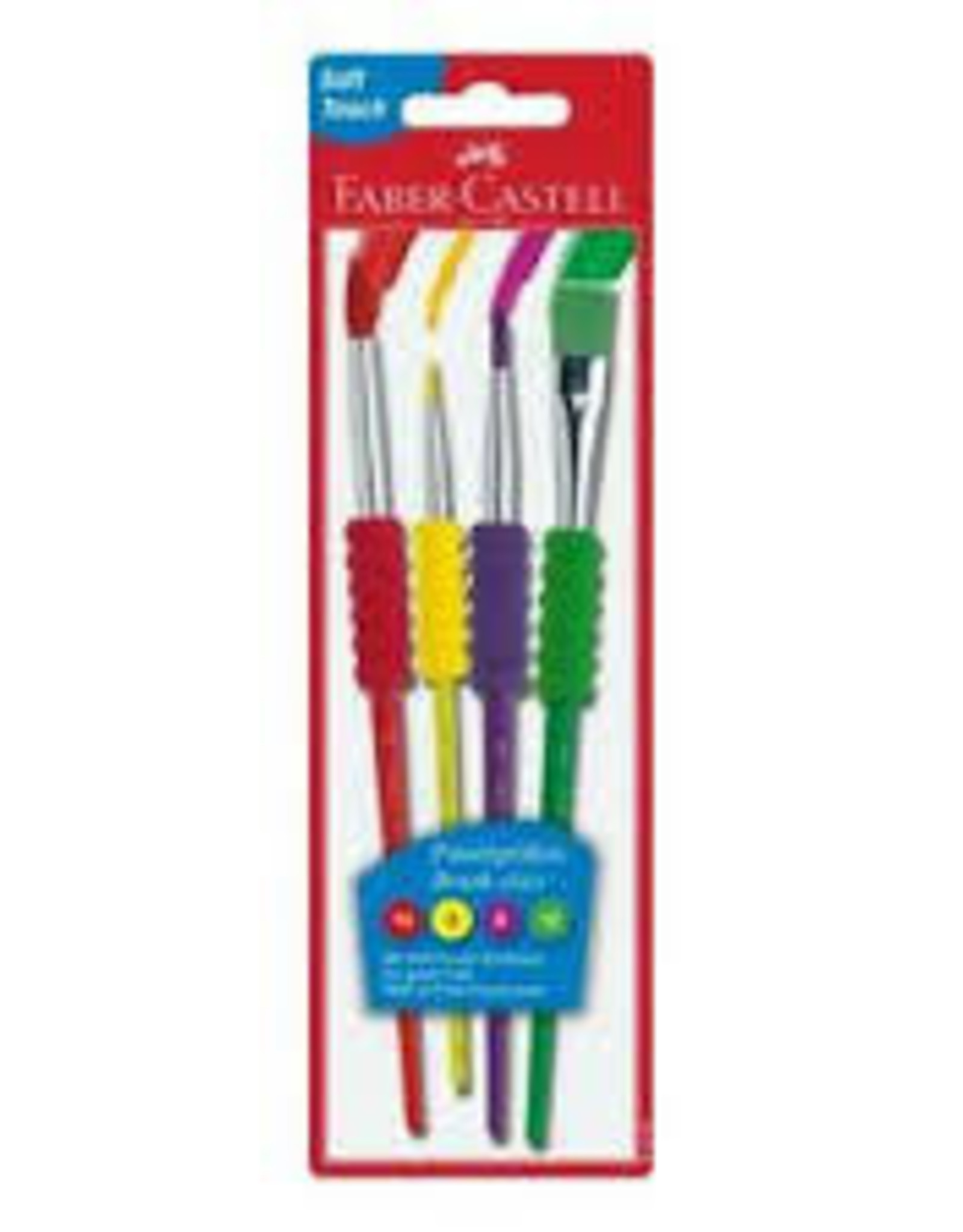 Faber-Castell Brushes Set of Four